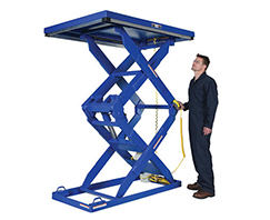 Industrial Scissor Lifts