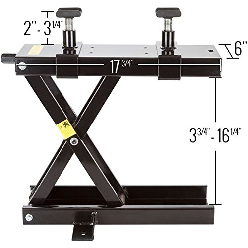 Murray S Buick Canada Wide Clearance: Black Widow Cruiser Touring Motorcycle Jack Lift Stand