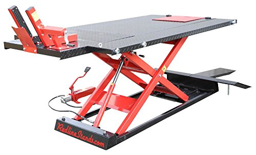 Redline 1500hd Motorcycle Atv Lift Table