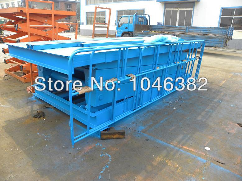 Electric Hydraulic Stationary Scissor Work Lift Platform