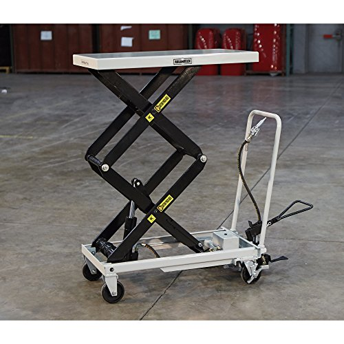 Beau Roughneck Air/Hydraulic Lift Table ...